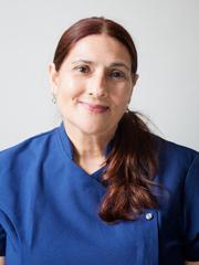 Linda Thaper, massage therapist