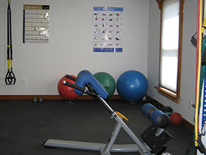 Photo of our rehab center