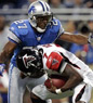 Daniel Bullocks, Detroit Lions, Nebraska, Defensive Back