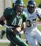 Daniel Holtsclaw: Eastern Michigan, Linebacker
