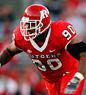 Jamaal Westerman: Rutgers, Defensive End
