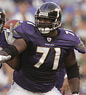 Jared Gaither, Baltimore Ravens, Maryland, Offensive Line