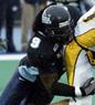 Jovan Belcher: University of Maine, Linebacker