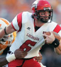 Micheal Desormeax: Louisiana Lafayette, Quarterback