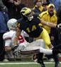 Morgan Trent: Michigan, Defensive Back