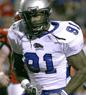 Pierre Walters: Eastern Illinois University, Linebacker