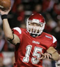Zach Miller: University of Nebraska of Omaha, Quarterback