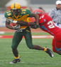 Chris Bell, Wide Receiver, Norfolk State, New Orleans Saints