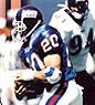 Keith Elias, New York Giants, Running Back