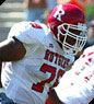 Sameeh McDonald: Rutgers, Offensive Line