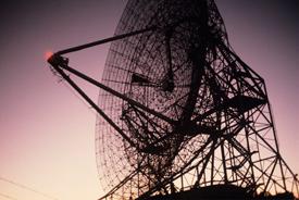 Satellite detecting faint signals
