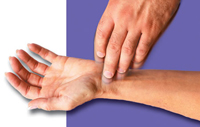 At-home Carpal Tunnel Syndrome test