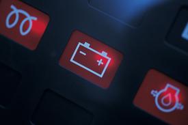 Motor vehicle warning gauges.