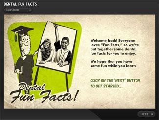 Dental Fun Facts Dental e-Learning