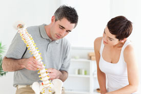 Chiropractic care for your spinal health!