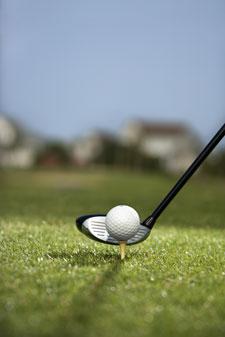 Golfing in Hilton Head Island