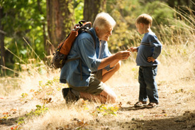 Wilderness Family Chiropractic helps people of all ages.