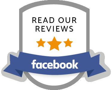 Facebook reviews banner