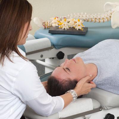 Upper Cervical Adjustment