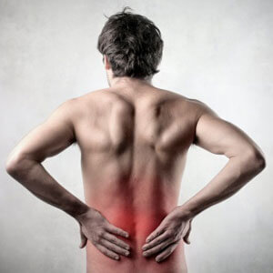 painful back pain
