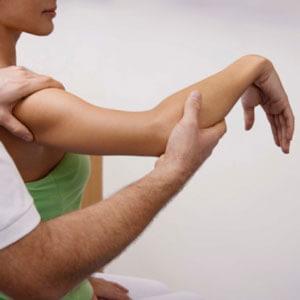 Rehab on shoulder