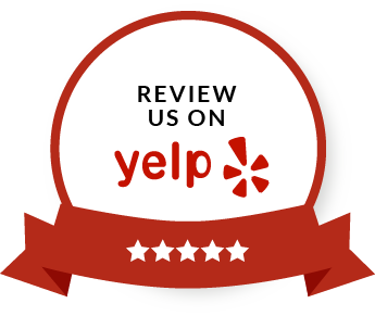 Review us on Yelp banner