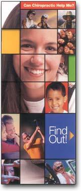 Can Chiropractic Help Me Brochure