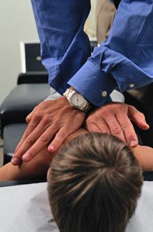 What do chiropractic adjustments feel like