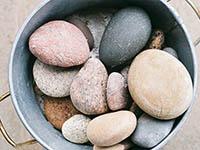 Rocks-in-the-bucket
