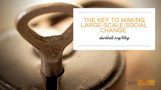 the Key to social change