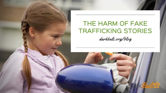 How Anti-Human Trafficking Efforts Work