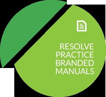 Resolve Personalised Dental Practice Manuals
