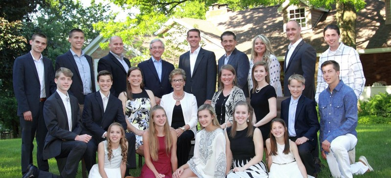 Powell family 2016