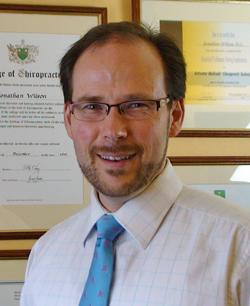 Chiropractor in Norwich, Jonathan Wilson