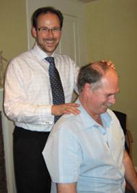 Norwich Chiropractor Jonathan Wilson