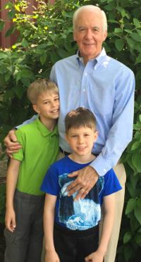 Dr. Gump & Grandson's