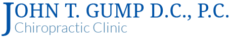 John T. Gump, DC logo - Home