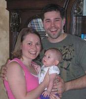 Birmingham families like the Mathis' love Family Wellness Chiropractic