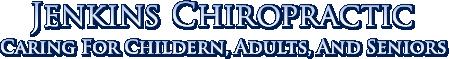 Jenkins Chiropractic logo - Home
