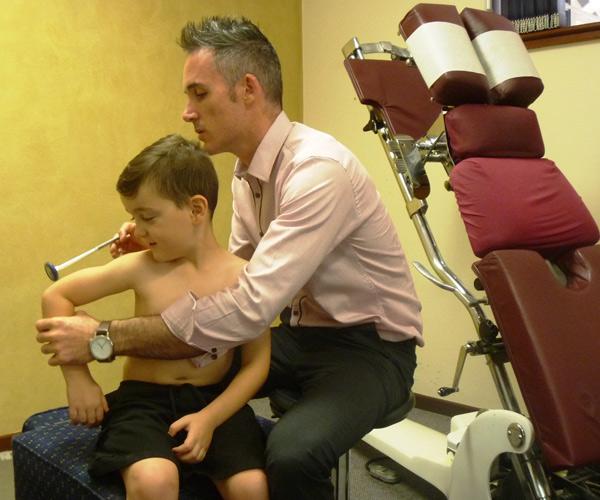 Mt Hawthorn kids chiropractor