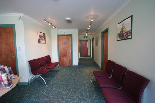 Family Chiropractic Office Tour