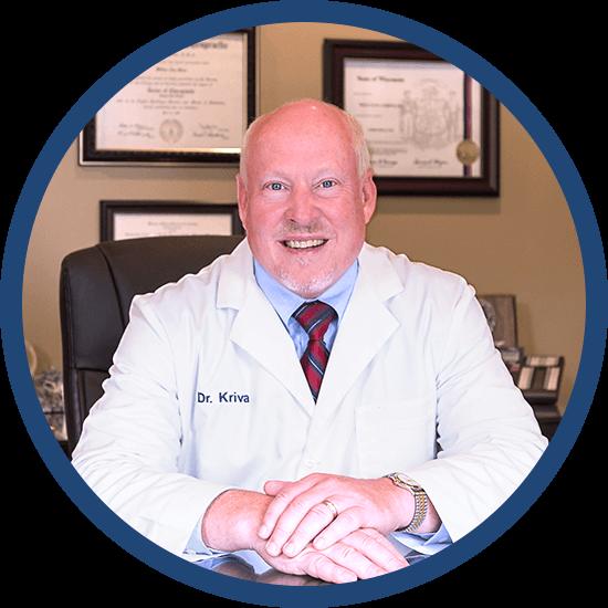 Chiropractor Oakdale, Dr. William Kriva