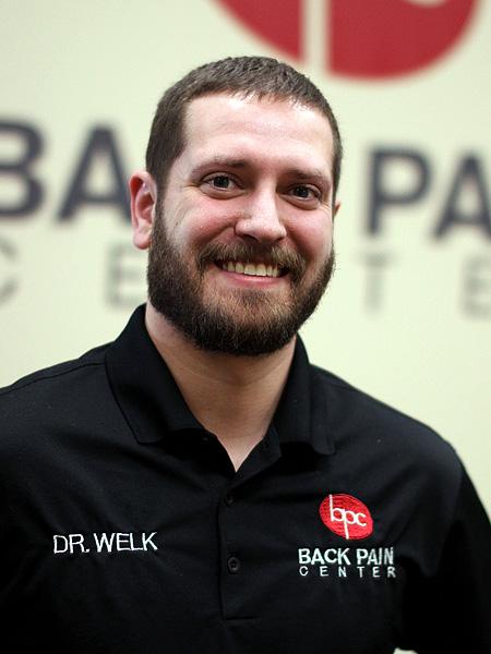 O'Fallon Chiropractor Dr. Welk