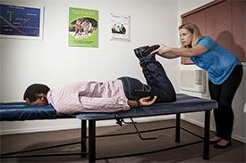 Dr Katie Pritchard, Auckland Chiropractor