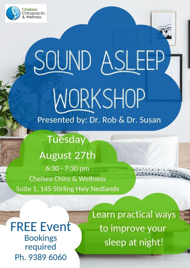 Sleep Workshop A4 (1)Flyer