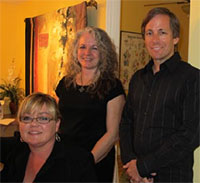 Redlands Chiropractor, Dr. Nate Coffin, with his team.