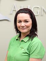 Angela Leonard, Rehab Technician