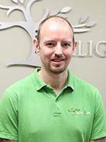 Anton Bolton, Rehab Technician