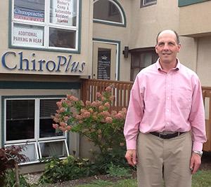 ChiroPlus of Locust Lane Chiropractor, Dr. Randy Frederick