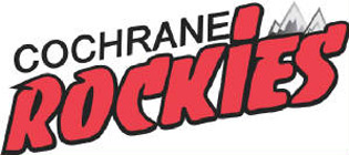 Cochrane Rockies Logo